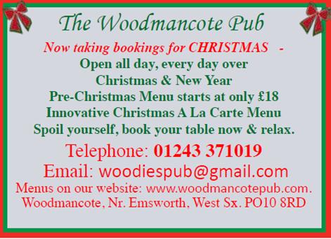 Woodmancote pub