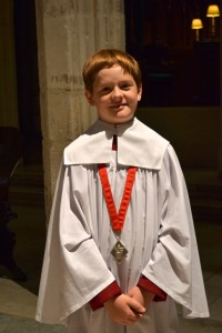 Ben Wili_Chorister at Chichester Cathedral