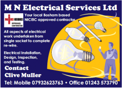 MN Electrical Services Ltd