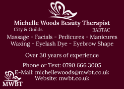 Michelle Woods Beauty Therapist