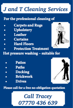 J and T Cleaning Services