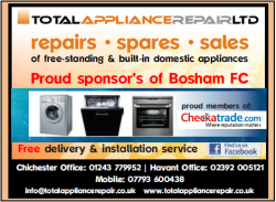 Total Appliance Repair Ltd