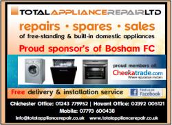 Total Appliance Repair Ltd
