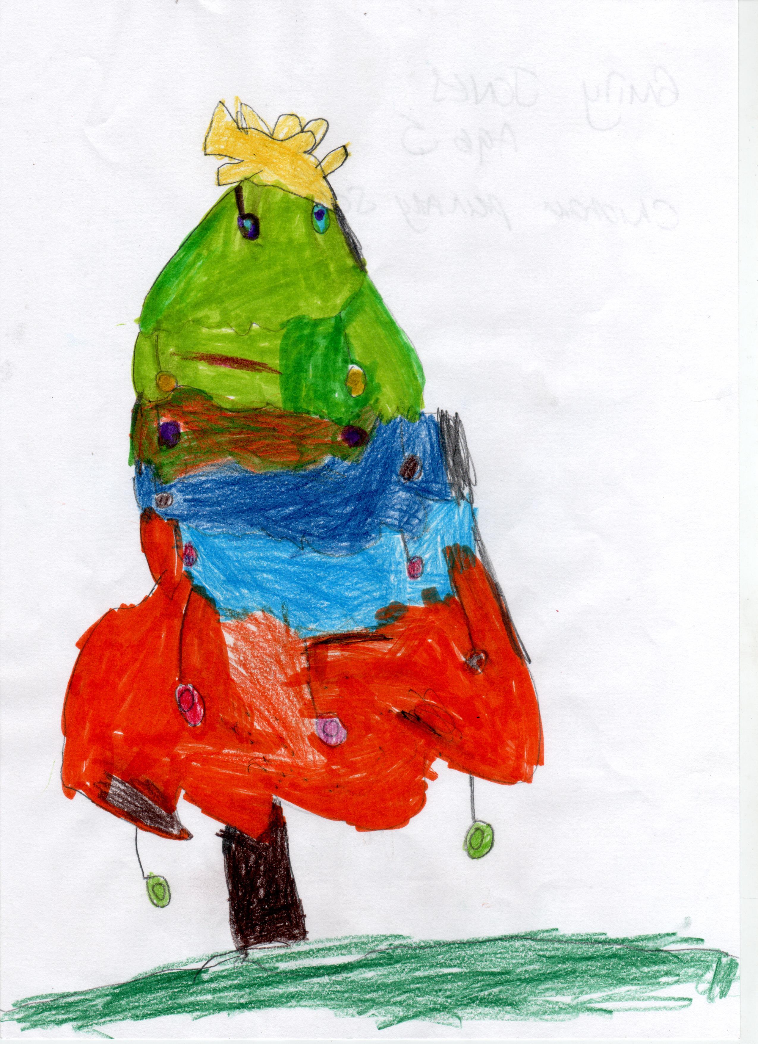 Emily, age 5