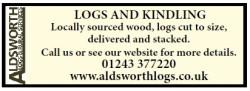 Aldsworth Logs