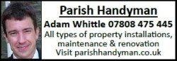 Parish Handyman – Adam Whittle