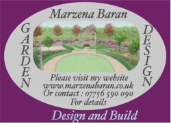 Marzena Baran, Garden Design