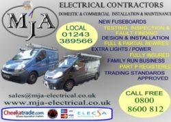 MJA Electrical