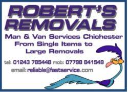 Robert's Removals