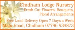 Chidham Lodge Nursey