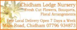 Chidham Lodge Nursey