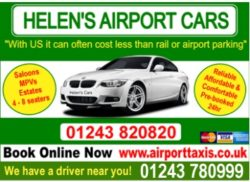 Helen's Airport Cars