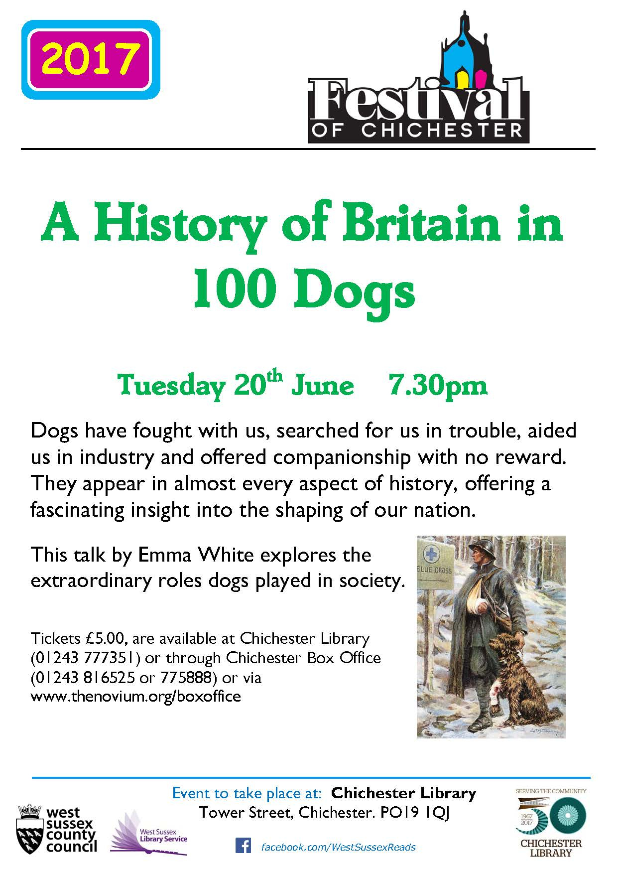 Adult - A history of Britain in 100 Dogs