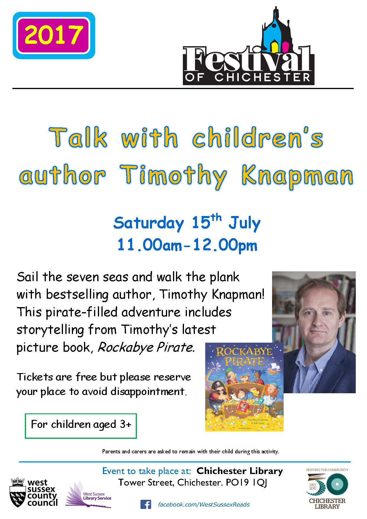 Children - Timothy Knapman talk (1)