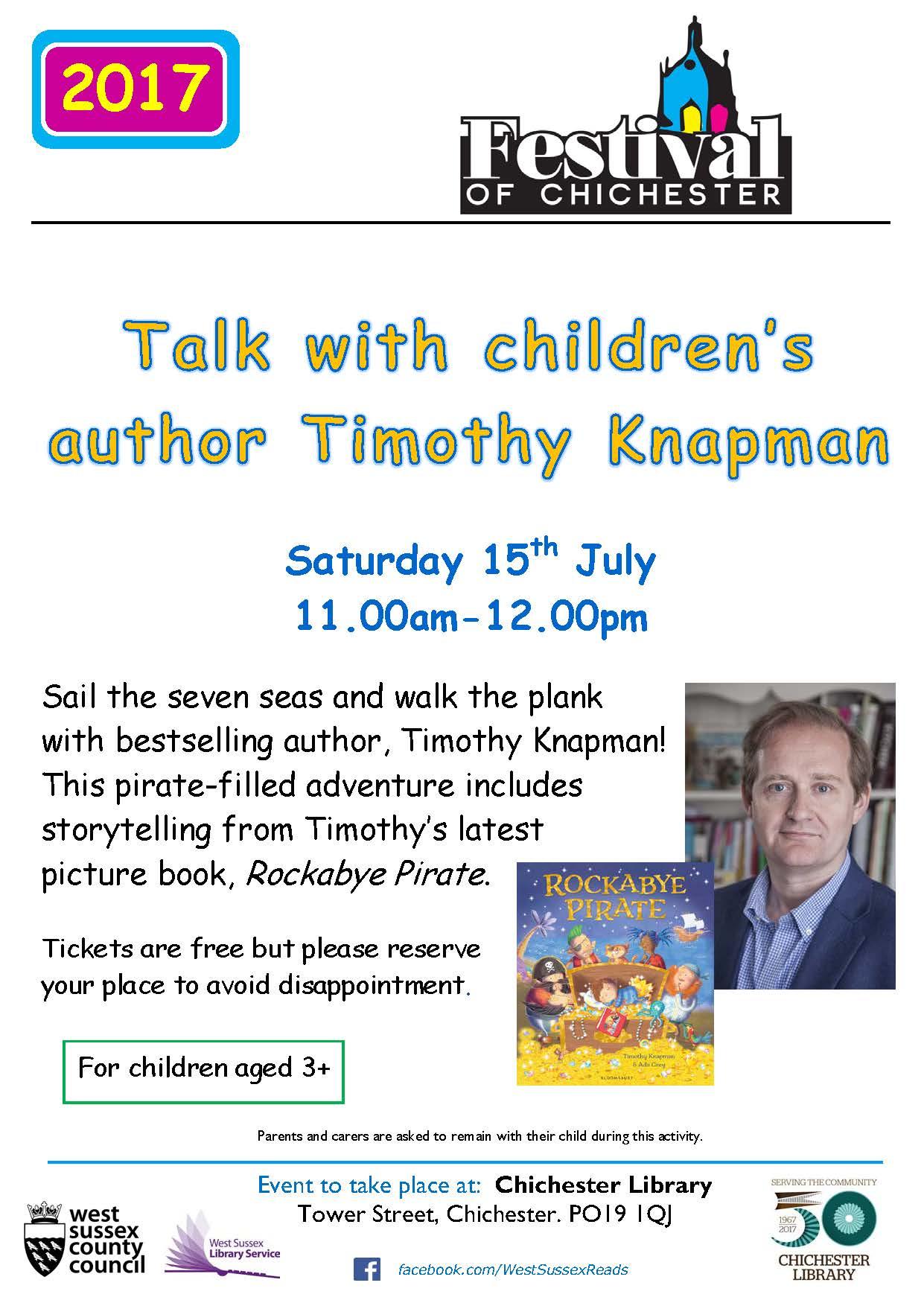 Children - Timothy Knapman talk (1)