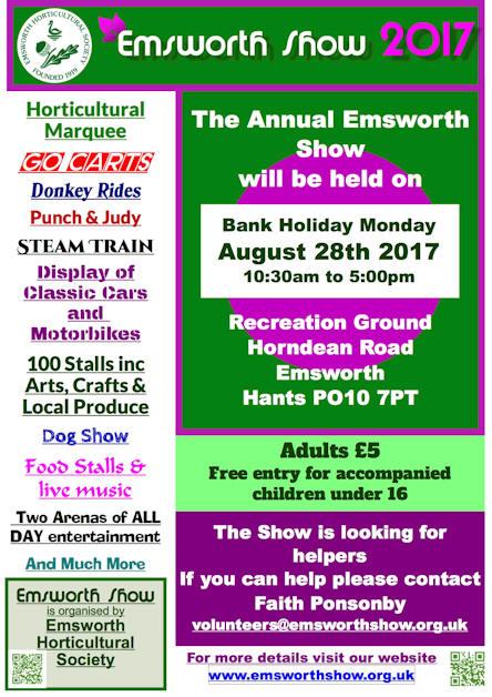 emsworth show