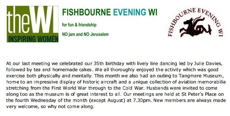 fishbourne wi
