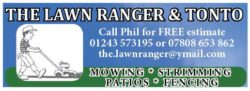 The Lawn Ranger