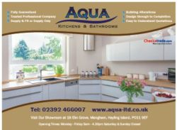 Aqua Kitchens and Bathrooms