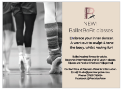 Ballet Be Fit
