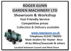 Roger Gunn Garden Machinery Ltd
