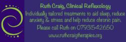 Ruth Craig, Clinical Reflexology