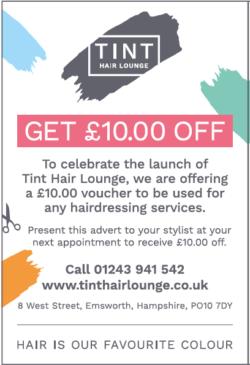 Tint Hair Lounge