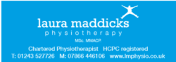 Laura Maddicks Physiotherapist