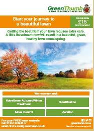 Green Thumb – Lawn Treatment Service